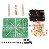 EQKIT® DIY LED Kit de lampe LED Flash Kit de production électronique