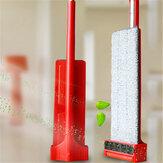 Mop per uso domestico Mop per filtrazione automatica Mop lavabile a mani libere Strumento per la pulizia della casa per pavimenti in polvere