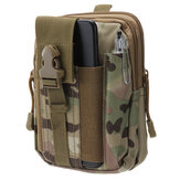 Tactical Molle Pouch Belt Waist  Military Waist Pack Phone Pocket Outdoor