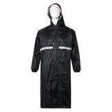 عاكس ضد للماء Rainsuit Rain Pants Anti-UV Riding Raincoat Cover with Hat