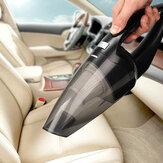 Kit de aspirador de pó recarregável sem fio de 120 W Car Home Wet Handheld Black W Kit