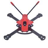 Ersatzrahmen Satz für AuroraRC PachRay3 140 mm 3-Zoll-RC-Drohne
