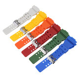 Bakeey 22mm Colorful Watch Band Resin Strap For Casio G-SHOCK GA-110/GA-100/GD120/GA-700