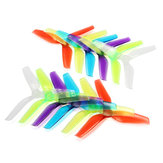 10 Pairs Racerstar V2 5042 5x4.2x3 3 Blade Propeller 5.0mm Mounting Hole for RC Drone FPV Racing