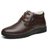 Men Casual Daily Ankle Boots