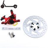 Peças de reposição de disco de freio traseiro de 120 mm para XIAOMI Mijia M365 Pro Scooter elétrico
