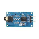 3 шт. Wemos YX6300 UART TTL Последовательное Управление Музыкальный Плеер MP3 Модуль Поддержка Micro SD / SDHC Карты Для / AVR / ARM / PIC 3.2-5.2 В