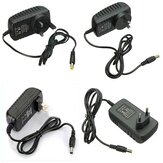 AC 100-240V Converter Adapter 12V 2A 24W Power Supply Untuk Strip LED