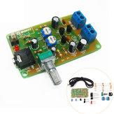 EQKIT® OTL-1 Circuito amplificatore di potenza Kit fai-da-te Kit di amplificazione per componenti discreti OTL ad alta sensibilità