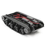 3V-7V DIY Telaio del Carro Armato Leggero Intelligente Ammortizzamento con 130 Motore per Arduino SCM