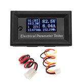 RIDEN® 7 In 1 33V 10A Multifunctionele witte OLED digitale elektrische parameter tester Ampèremeter