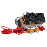 Geeetech® 3D Printer Dual Ugello Extruder Kit ugello di estrusione bicolore