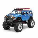 HG P403 1/10 2.4G 4WD 49cm Rc Car 540 Brushed 20m/h Rock Crawler Off-road Truck RTR Toy