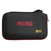 ANBERNIC EVA Sac de protection portable antichoc noir pour RG350 Retro Game Console Game Player