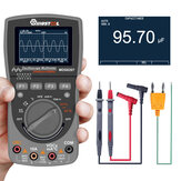 Mise à niveau MUSTOOL MDS8207 Intelligent 2 en 1 Oscilloscope numérique 40MHz 200Msps / S 6000Counts True RMS Multimeter