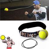 IPRee Fight Ball Bola De Boxe Com Cabeça Banda Para Velocidade de Treinamento Velocidade Velocidade Boxe Alvo Soco Exercício