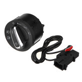Headlight Fog Light Switch with Sensor 5ND941431B For VW Golf MK5 Passat Touran Tiguan Caddy