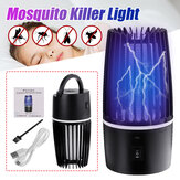DC5V 5W Elétrico Fly Bug Zapper Mosquito Light Insect Killer LED Trap Pest Control Night Lamp