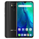 Ulefone القوة 6 Global Version 6.3 inch FHD + NFC 6350mAh 16MP Dual Rear الة تصوير 4GB 64GB Helio P35 ثماني core 4G Smartphone