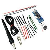 STC-T12 Stazione Digitale per Saldatura di Ferro e Controllo di Temperatura Kit DIY per HAKKO T12 Saldatrice