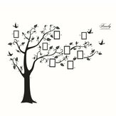 Photo Tree Wall Stickers Removable Waterproof Vinyl Art Decal Home Bedroom Decor Family Memory Wall
