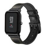 Bracelet en montre en silicone de couleur pure Bande pour montre intelligente Xiaomi Amazfit BIP