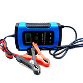 110-220V Car Battery Charger 12V 6A Smart Charging Battery Maintainer
