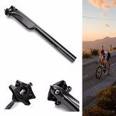 BIKIGHT Full Carbon Fiber Bike MTB Road Bicycle Seat Post Seat Post Tube 27.2/30.8/31.6mm