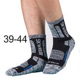 R-BAO Winter Verdickung Outdoor Skifahren Socken Breathable Quick Dry Klettern Wandern Männer Frauen Sport Socken