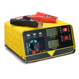 Full Automatic 12V/24V Lithium Battery Charger 400AH Intelligent Pulses Repair For Automobile Motorcycle Electric Car