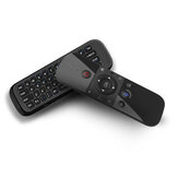M8 2.4G 6-assige Air Mouse-afstandsbediening IR Leren per Android-tv-box / Mini-pc / Smart-tv