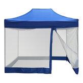 3x6m campeggio Rete repellente per baldacchino a rete con zanzariere per tende