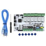 RUMBA32 32-bit 3D Yazıcı Anakart Uyumlu Marlin 2.0 + 6 Adet TMC2100 Süper Silent Sürücü Kit