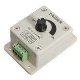 DC 12-24V 8A Adjustable Dimmer Switch Control For Single Color LED Strip