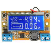 Modulo pulsante regolabile step-down DC-DC con LCD Display