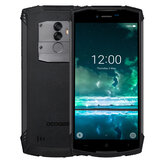 DOOGEE S55 5,5 дюймов IP68 Android 8,0 4 ГБ RAM 64GB ПЗУ MTK6750T Octa Core 5500mAh 4G Смартфон