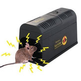 Elektronik Sıçan Ve Rodent Tuzak, Sıçan Farelerini Veya Diğer Benzer Rodents Verimli ve Güvenli Bir Şekilde Öldürme ve Kaldırma