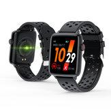 BlitzWolf® BW-HL1Pro 1,54 calowy w pełni dotykowy ekran 24h Tętno Monitor ciśnienia krwi i tlenu Sterowanie muzyką Inteligentny zegarek