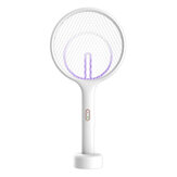 USB Electric Mosquito Killer Fly Insect Swatter Handheld Bug Zapper Pest 1200mAh Battery Life