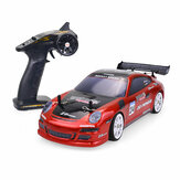 ZD 1/16 2.4G 4WD Racing ROCKET S16 Drift Sin escobillas Flat Sports Drift RC Coche Modelos de vehículos
