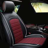 1Pcs Front Car Seat Cover Waterproof Dustproof PU Leather Protector Mat Pad