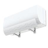 Ventilador de ar condicionado anti-direto soprado na parede Ar condicionado defletor de pára-brisa Resfriador doméstico à prova de vento