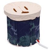70 см Для взрослых Детская складная ванна Портативная ванна для дома Сауна Ведро для бочки Складная ванна для душа Набор