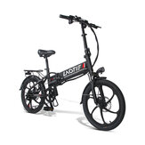 LAOTIE PX5 48V 10.4Ah 350W 20in Folding Electric Moped Bike 35km/h Top Speed 80km Mileage E-Bike EU Plug