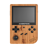 ANBERNIC RG351V 48GB 5000 Games Handheld Game Console for PSP PS1 NDS N64 MD PCE RK3326 Open Source Wifi Vibration Retro Video Game Player 3.5 inch IPS Display