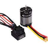 Flycolor 3650 3000KV Brushless Waterproof Sensorless Motor +45A ESC Combo Set for 1/10 Rc Car Parts