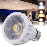 E27 7W非調光スーパー明るいパー20 LED COBスポットライトホームランプAC85-265V