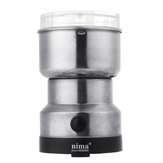 BNORSY Electric Coffee Grinder 150W Milling Bean Nut Spice Matte Stainless Blender