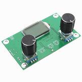 Geekcreit® DSP और PLL डिजिटल स्टीरियो एफएम रेडियो रिसीवर मॉड्यूल 87-108MHz सीरियल कंट्रोल के साथ