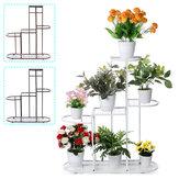 YIDUOLE YDL57 Bitki Pot Standı Metal Tutucu Çiçek Ekran Raf Kapalı Bahçe Ev Dekorasyonu 82 CM